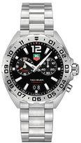 Tag Heuer Formula 1 Fine-Brushed Steel Bracelet Watch, WAZ111ABA0875