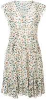 Vanessa Bruno floral shift dress