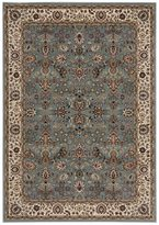 Kathy Ireland Antiquities Royal Countryside Slate Blue Area Rug by Nourison (3'9 x 5'9)