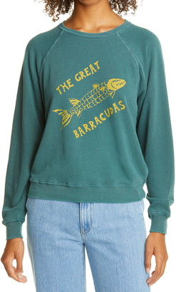 The Great The Shrunken Barracuda Graphic Sweatshirt