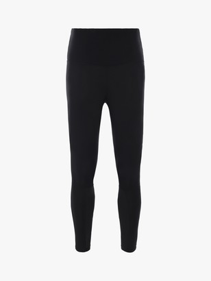 The North Face Active Trail Mesh High Rise 7/8 Leggings, TNF Black