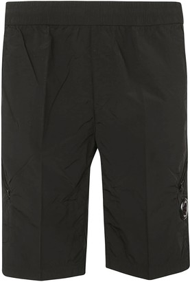 C.P. Company Side Zipped Pocket Shorts