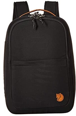 Fjallraven Travel Pack Small (Black) Backpack Bags