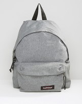 Eastpak Padded Pak'R Backpack In Gray