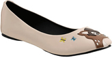 Women's T.U.K. Original Footwear A9064L Doe-A-Deer Flat