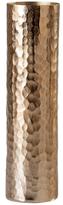 Torre & Tagus Tall Bark Texture Cylinder Vase