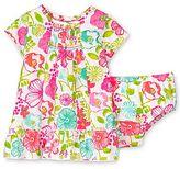 JCPenney Okie Dokie® Floral Dress - Girls newborn-24m
