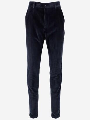 Dolce & Gabbana Corduroy Slim-Fit Trousers