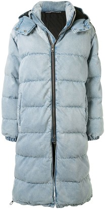 Alexander Wang Long Puffer Coat