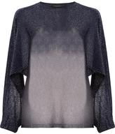 Roberto Collina loose fit jumper - women - Polyester/Viscose - S