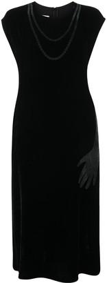 MM6 MAISON MARGIELA Shift Mid-Length Dress