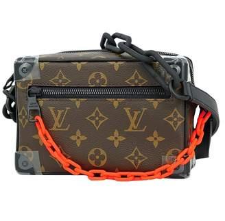 Louis Vuitton Soft trunk mini Brown Cloth Bags