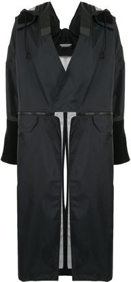 Undercover Convertible Longline Coat