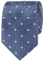 Ben Sherman Textured Spot Tie
