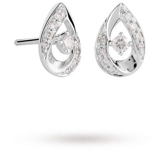 5a3d938a3 Pear Stud Earrings - ShopStyle UK