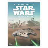 Disney My Adventures in Star Wars: The Force Awakens - Personalizable Book - Large Format