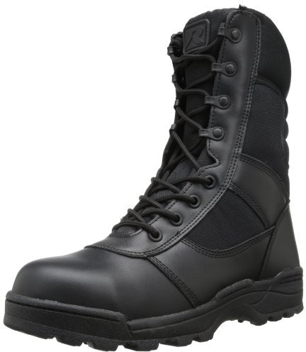 Bates Footwear Ridge Footwear Men's Dura-Max Zipper Composite Toe Work Boot