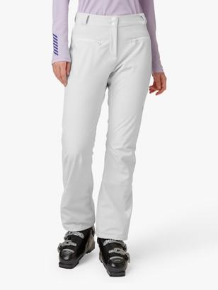 Helly Hansen Bellissimo 2 Women's Slim Waterproof Ski Trousers, White