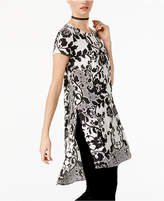 INC International Concepts Printed Tunic, Created for Macy's