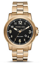 Michael Kors Paxton Analog & Date Bracelet Watch