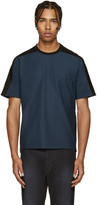 Diesel Black Gold Navy and Black Mixed T-shirt