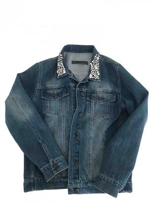 Simonetta Ravizza Blue Denim - Jeans Jackets