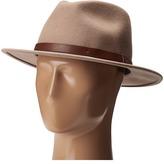 Brixton Messer Fedora Fedora Hats
