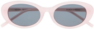 Roberi & Fraud Betty tinted sunglasses
