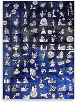 Bed Bath & Beyond New York Icons 5-Foot 3-Inch x 7-Foot 3-Inch Indoor Rug