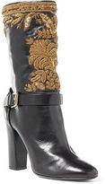 Ralph Lauren Morley Calfskin Boot