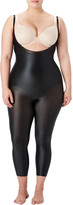 Spanx Plus Size Suit Your Fancy Open-Bust Catsuit