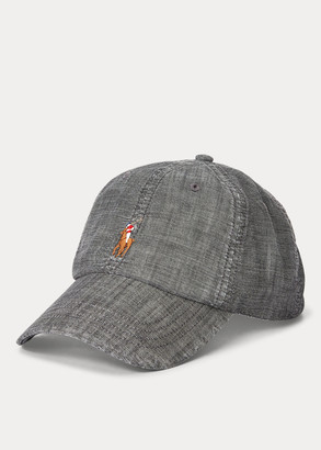 Ralph Lauren Chambray Sports Cap