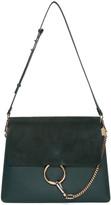 Chloé Green Medium Faye Bag