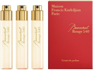 Baccarat Rouge 540 Fragrance Refill Trio