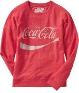 Women's Coca-Cola® Sweatshirts