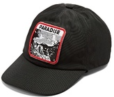 Lanvin Paradise Logo-embroidered Appliqué Baseball Cap