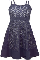 Bonnie Jean Sleeveless Party Dress - Big Kid Girls Plus