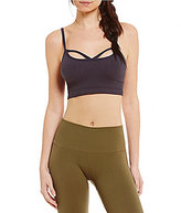 Free People Barely There Sports Bra
