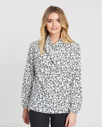 French Connection Bruna Light Blouse
