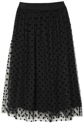 Olga P. 3/4 length skirt