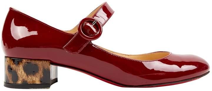 d668f34111cad Burgundy Patent Leather Shoes - ShopStyle
