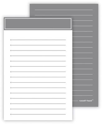 Russell + Hazel Jotter Refill Notepad