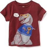 Old Navy T-Rex Graphic Top for Baby