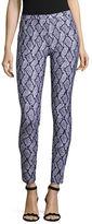 Michael Kors Printed Knit Leggings