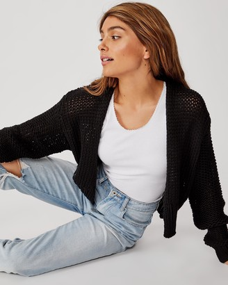 Cotton On Chunky Cropped Cardi