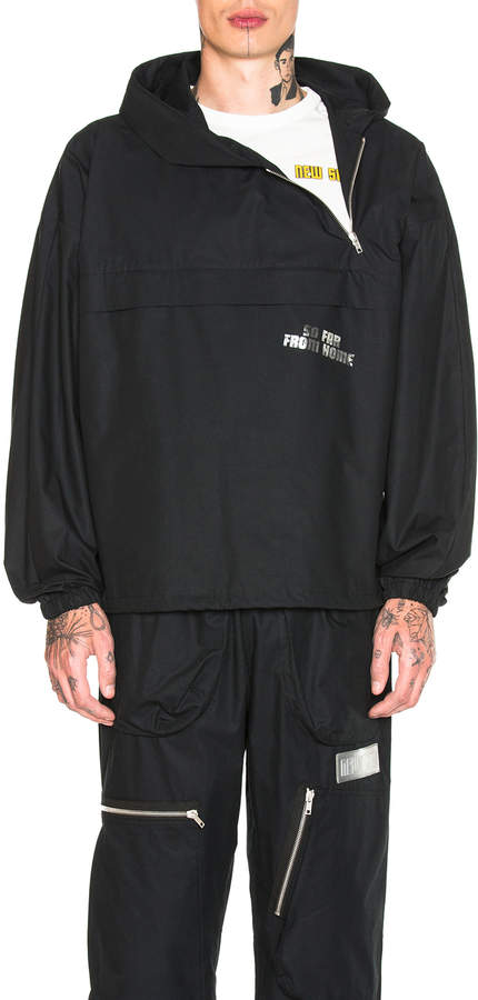Off-White Off White ART DAD Shuttle Track Top