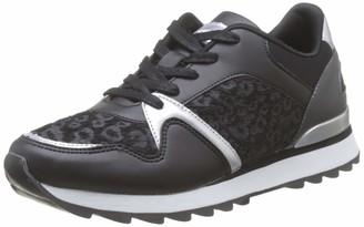 Maria Mare Mariamare Women's 62461 Low-Top Sneakers Black (NALI Negro/Plata C47613) 4.5 UK