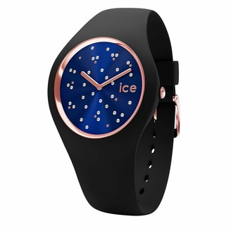 Ice Watch Ice-Watch - ICE cosmos Star Deep blue - Women's wristwatch with silicon strap - 016294 (Medium)