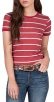Volcom Down to Ride Stripe Tee