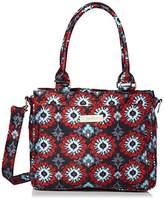 Ju-Ju-Be Be Classy Structured Handbag Diaper Bag, Sweet Scarlet